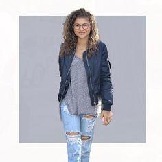 GIRL CRUSH  @zendaya (shop link in bio)