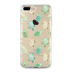 Turtles iPhone 6 case, iphone 6s case transparent clear case