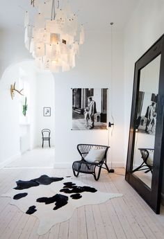 Light Scandinavian home via My Home gravityhomeblog.com - instagram - pinterest - bloglovin