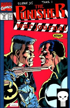Punisher War Journal # 35 by Steve Geiger & Bob McLeod