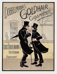 Stunning Vintage Cigarette Ad Posters