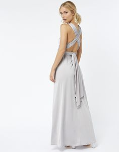 6346603c Create a stylish look for the wedding day with our Garland multi-way maxi  dress