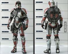 Let me introduce you to the Republic Special Forces Team: Havoc Squad - 9GAG