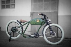 Electric Bicycle by Oto Cycles - iCreatived