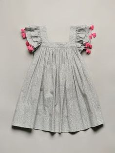 Super Sewing For Kids Clothes Little Girl Dresses Simple Ideas Little Girl Fashion, Little Girl Dresses, Girls Dresses, Summer Dresses, Look Fashion, Kids Fashion, Chloe Dress, Sewing For Kids, My Baby Girl
