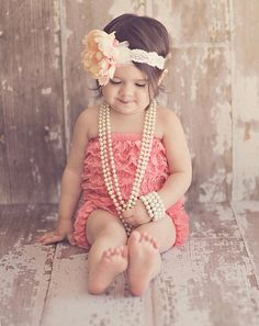 so adorable - i got an outfit very similar to this at the baby shower. Can't wait till it fits her!