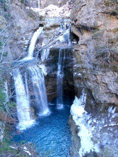 Cascada de la Cueva (1480 metros)
