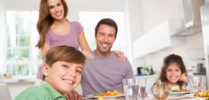 Here are a few ways for your family to finally come together and enjoy dinner.