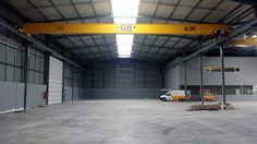 Manufacture of hoists, cranes and crane components, although in its…