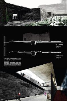 2º puesto Concurso internacional Arquine | Centro Infografic… | Flickr - Photo Sharing!