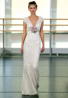 Yep, same dress.....as the new collection. Claire Pettibone | Yolanda | The Three Graces Collection