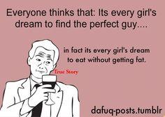too funny too true