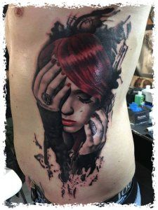 PapiRouge - Tattoos von Lacy