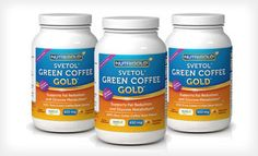 Groupon - One, Two, or Three Bottles of Nutrigold Svetol Green-Coffee-Bean Extract (Up to 75% Off). Free Shipping. in Online Deal. Groupon deal price: $24.0.00