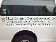 Mays Landing Golf & Country Club Catering Services - Fraser Catering Gourmet Take-Away