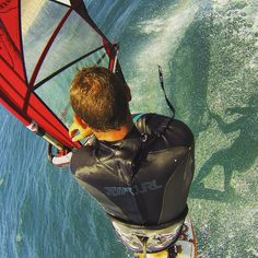 Desperately want to get back on the water #windsurf #windsurfing #freestyle #vulcan #gopro #elmedano #tenerife