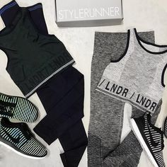 """2,038 curtidas, 25 comentários - STYLERUNNER (@stylerunner) no Instagram: """"Outfit inspo 💥 Offering seamless pieces for extra comfort the range of LNDR Sports Bras and…"""""""