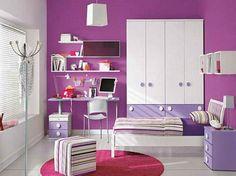 Purple Room Decorating Ideas