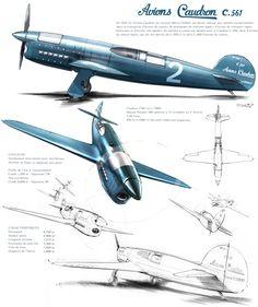 Caudron C 561