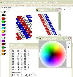 Bead Line Studios: Bead-Crochet