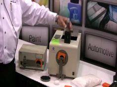 Konica Minolta Sensing CM-3600 at NPE 2009