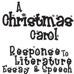 Christmas essay topics