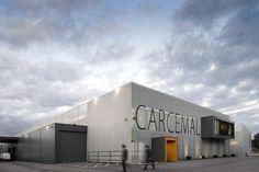 Galeria de Remodelação e ampliação industrial / Proj3ct - 1