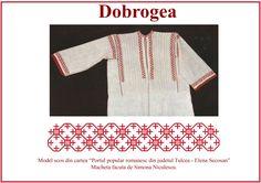 Romanian blouse - Dobrogea