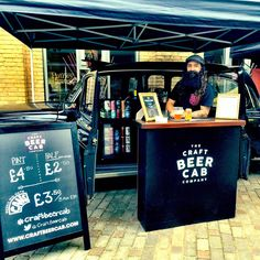 """Craft Beer Cab on Twitter: """"#craftbeercab is @WN_FEAST this Sunday. Draught…"""