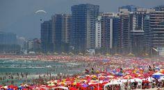 Praia da Barra - Rio de Janeiro, RJ