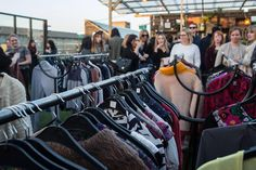 Clothes Club Clothes Swap Pop Up coming up in London! #london #vintagesale #fashion #diary #event