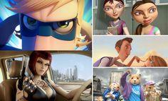 40 Best 3D Animation Videos - Short Films, TV Commercials and Motion Graphics videos. Follow us www.pinterest.com/webneel