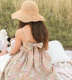 """Arabella And Rose®️Est 2012 on Instagram: """"The Winslow Dress 🤎🤍💗 This dress is beautiful in real life , with its stunning feature bow . Limited sizing now left , no restocking…"""""""