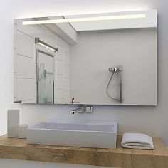 Thumbnail 1 - Badspiegel beleuchtet Young I