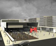Propuesta Auditorio D´Elxe.Sulkin Marchissio SCP urban@coac.net www.sulkin-marchissio.com