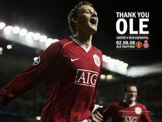 Ole Gunnar Solskjaer   Baby Faced Assassin   Manchester United ♥