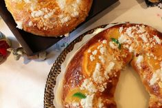 Receta tradicional de Roscón de Reyes