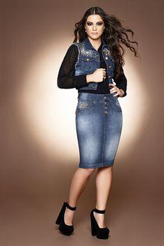 Conjuntinhos estão em alta. O amor da sua vida vai amar ganhar esse conjunto lindo da Titanium Jeans.