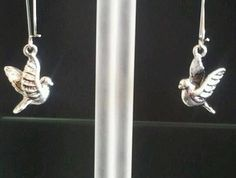Take Flight Dove Earrings  $14
