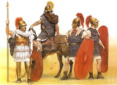 """The appearance of the roman army, c. 104 BC"""""""