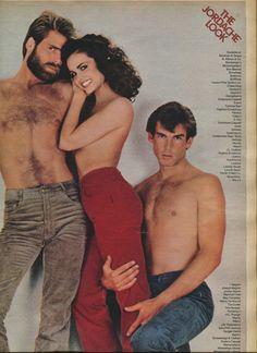 Jordache advertisement from 1980