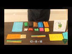 Multiplicación con las Regletas de Cuisenaire - YouTube