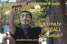 The Recall Chronicles Civilization, Politics, Memes, Political Books, Meme