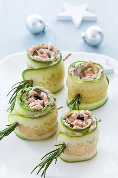 Pin by Jutta Markhofer on Food Pureed Food Recipes, Gourmet Recipes, Appetizer Recipes, Just Lunch, Party Deco, I Want Food, Fingerfood Party, Healthy Snacks, Healthy Recipes