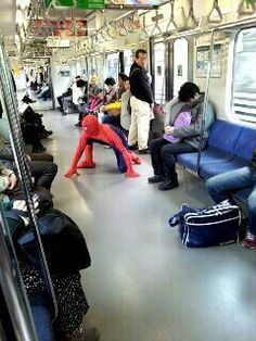 Japanese Culture?? in Train:D