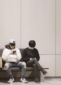 #baekdo Kaisoo, Kyungsoo, Chanyeol, Exo Couple, Boy Fashion, Fangirl, Airport Fashion, Funny Memes, Kpop