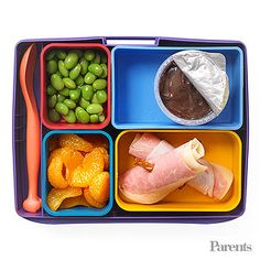 Make school lunches healthy and fun with these easy brown bag lunch ideas. Transform classic lunches, from tuna to PB&J to turkey and cheese, into healthier recipes. Kids will also love the healthy snack ideas that will keep them full throughout the day.