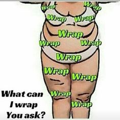 Some women and men cannot get rid of the excess tissue from surgery,pregnancy, or just have loose skin from weight-loss. I've had that problem too. You are not alone. The #ITWORKS BODYWRAP CAN HELP YOU *You can wrap any part of your body. *You can wrap every 3 days and you can wear it up to 8 hours. You can workout and sleep it. *The WRAP tones and tighten the area your working on. *Its getting rid of cellulite, varicose veins, and skin slackening *You can see result within 45 mins. *Also…
