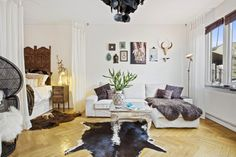 Bohemian Studio Apartment