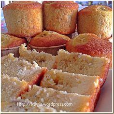 Banana Cream Cheese Cupcakes–One Number Baking Ratio Adventures No. 10